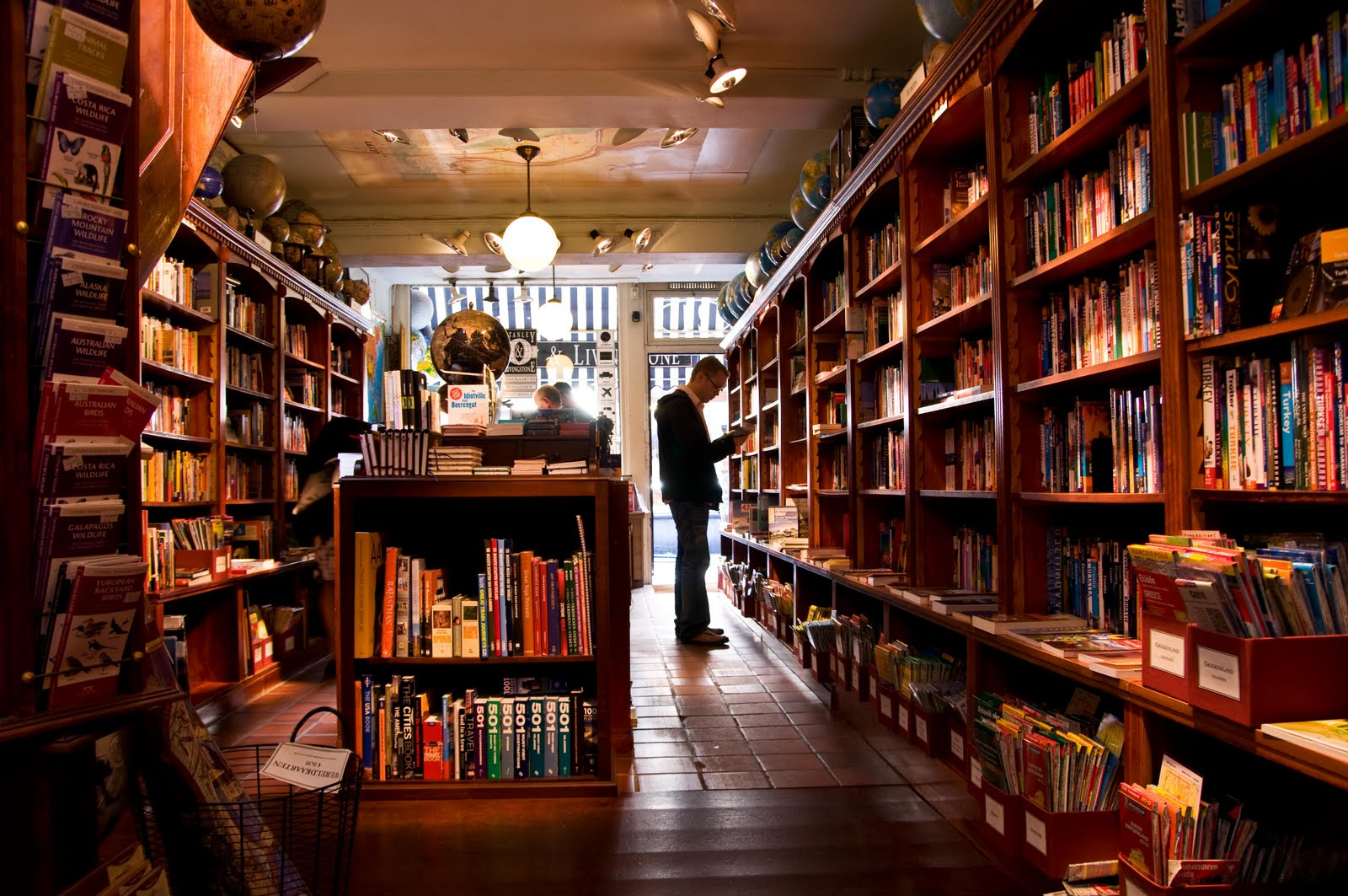 You can find Lithic Press titles at these rad bookstores!